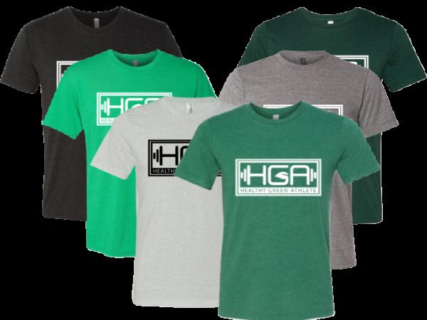 grass green triblend hga tshirt (12)